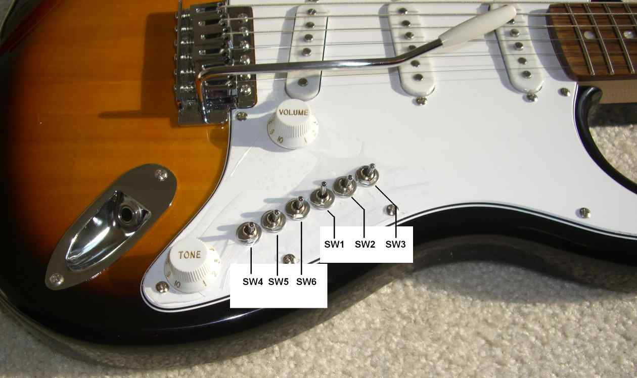 Prs Silver Sky Sss Guitar White Upgrade Gives You 35 Pickup Tones Active Bass Wiring Diagram How It Works